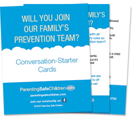 Build Your Prevention Team - the Easy Way